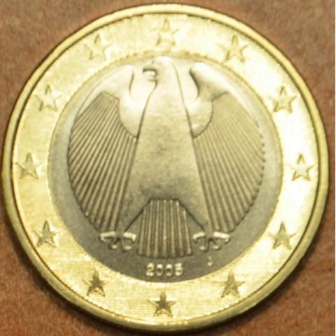 "1 Euro Nemecko ""J"" 2005 (UNC)"