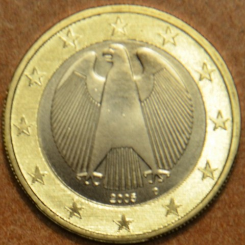 "1 Euro Germany ""D"" 2005 (UNC)"