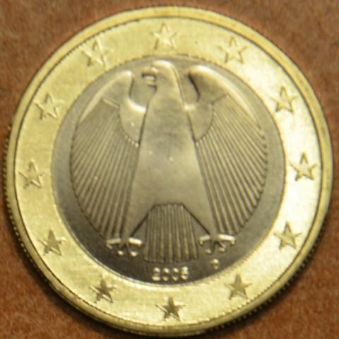 """1 Euro Nemecko """"D"""" 2005 (UNC)"""