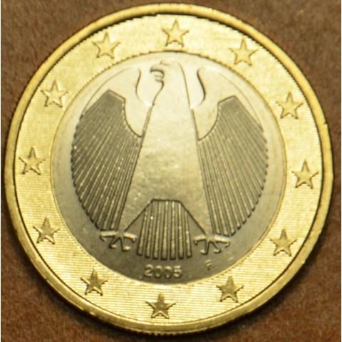 """1 Euro Nemecko """"F"""" 2005 (UNC)"""
