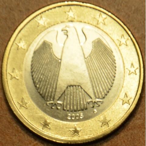 "1 Euro Nemecko ""G"" 2005 (UNC)"