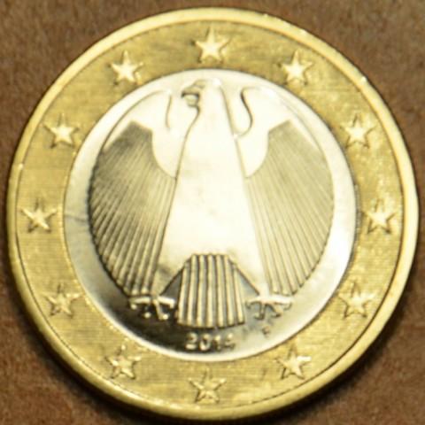 "1 Euro Germany ""F"" 2014 (UNC)"