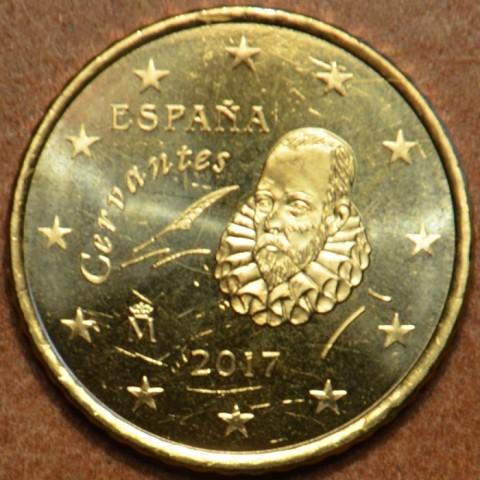 50 cent Spain 2017 (UNC)