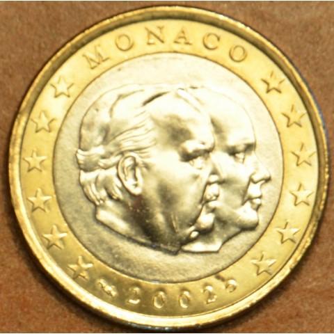1 Euro Monaco 2002 (UNC)