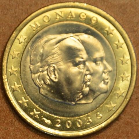 1 Euro Monaco 2003 (UNC)