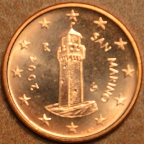 1 cent San Marino 2004 (UNC)