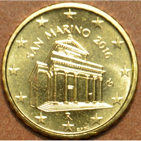 10 cent San Marino 2016 (UNC)