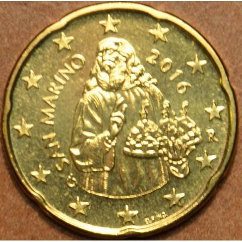 20 cent San Marino 2016 (UNC)