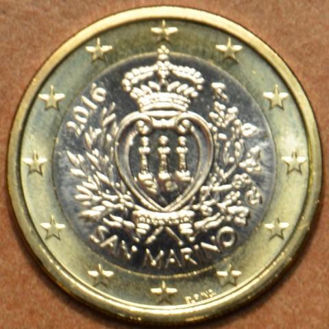 1 Euro San Marino 2016 (UNC)