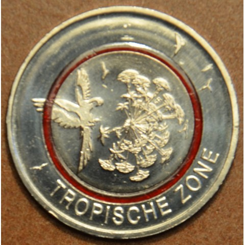 5 Euro Germany 2017 Tropical Zone (UNC)