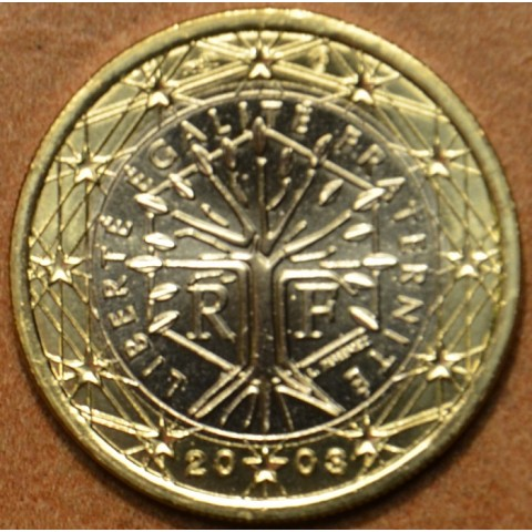 1 Euro Francúzsko 2003 (UNC)