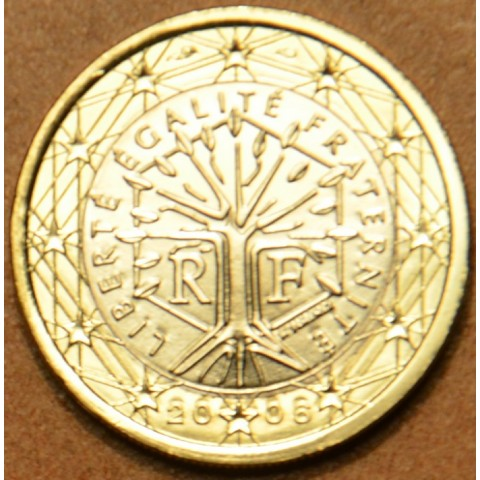 1 Euro Francúzsko 2006 (UNC)