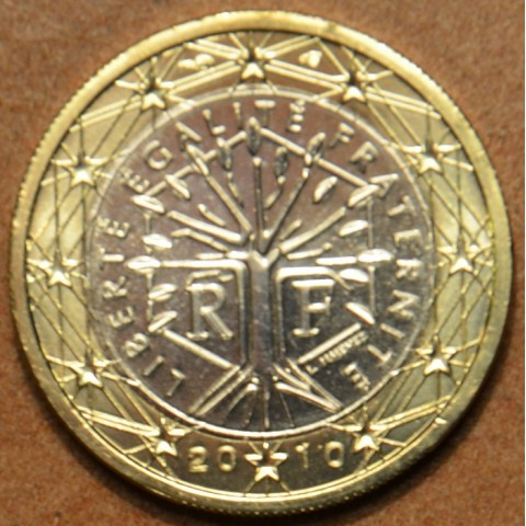 1 Euro France 2010 (UNC)