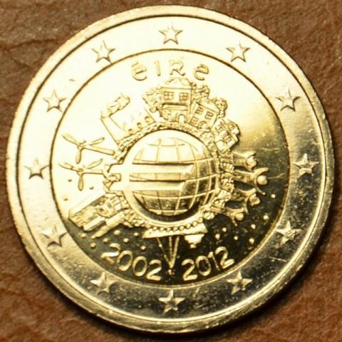 2 Euro Ireland 2012 - Ten years of Euro  (UNC)