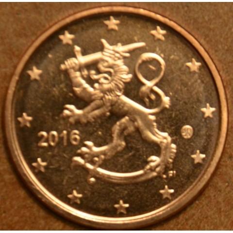 2 cent Fínsko 2016 (UNC)