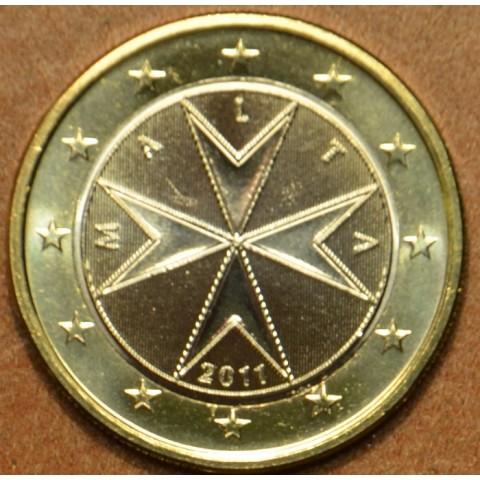 1 Euro Malta 2011 (UNC)