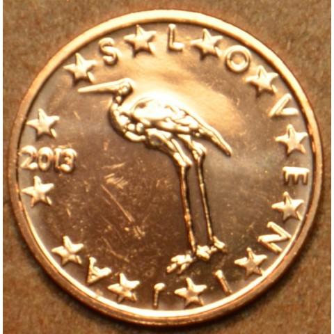 1 cent Slovinsko 2013 (UNC)