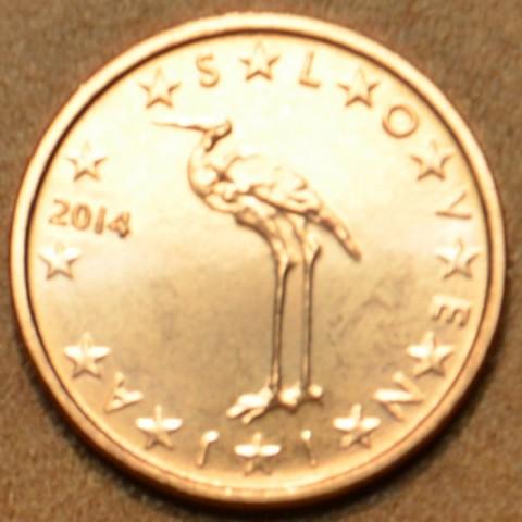 1 cent Slovenia 2014 (UNC)