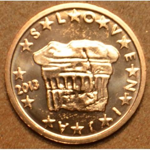 2 cent Slovenia 2013 (UNC)
