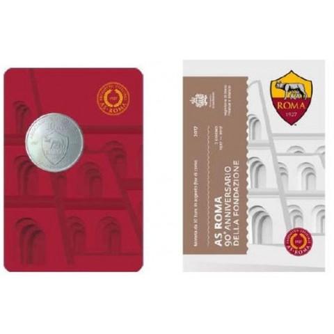 10 Euro San Marino 2017 - 90 rokov AS Roma (BU)