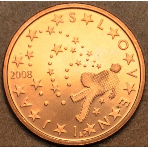 5 cent Slovenia 2008 (UNC)