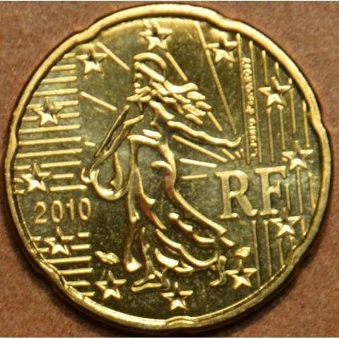 20 cent France 2010 (UNC)