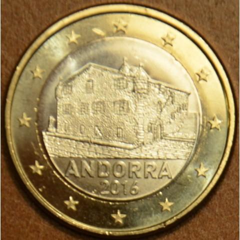 1 Euro Andorra 2016 (UNC)