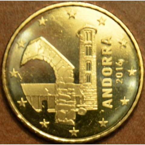 50 cent Andorra 2016 (UNC)