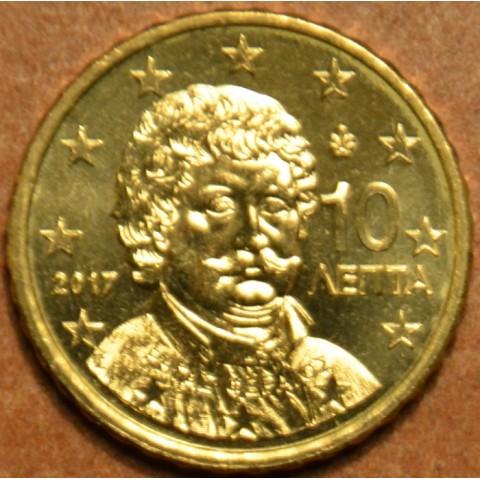 10 cent Grécko 2017 (UNC)