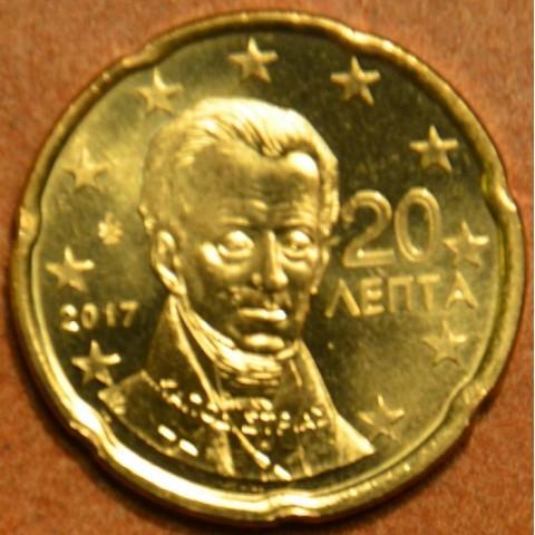 20 cent Greece 2017 (UNC)