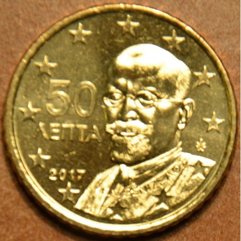 50 cent Greece 2017 (UNC)