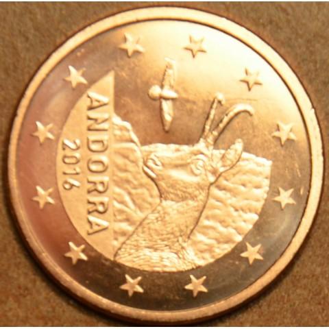 5 cent Andorra 2016 (UNC)