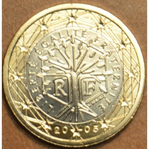 1 Euro Francúzsko 2005 (UNC)