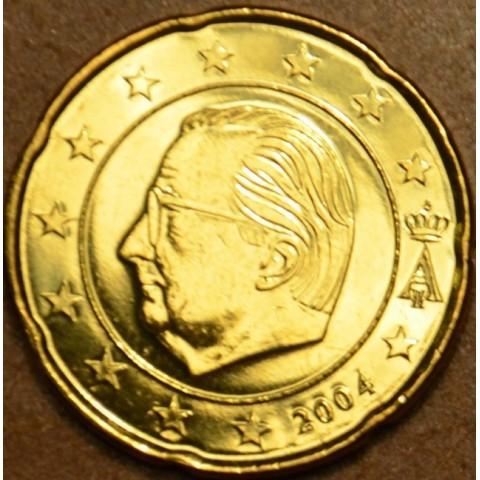20 cent Belgium 2004 (UNC)