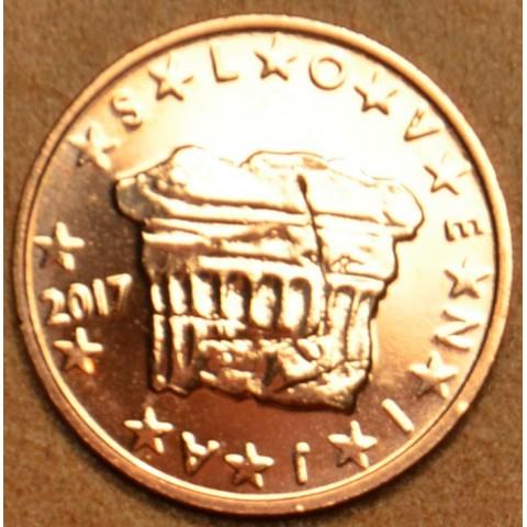2 cent Slovenia 2017 (UNC)