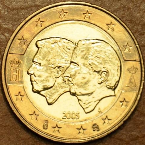 2 Euro Belgium 2005 - Belgium-Luxembourg Economic Union (UNC)