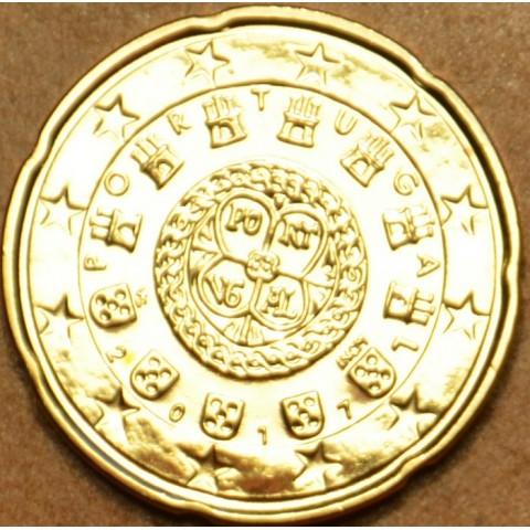20 cent Portugal 2017 (UNC)