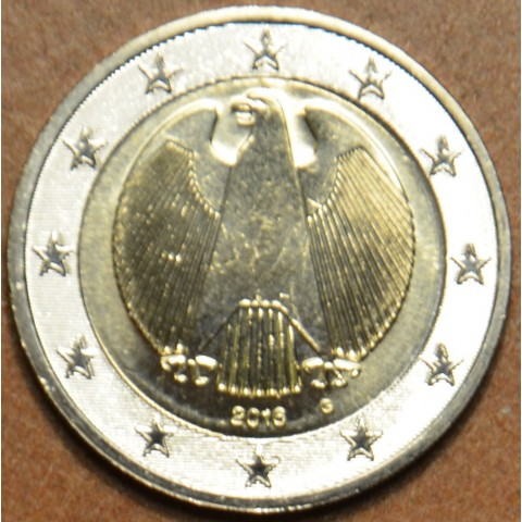 "2 Euro Germany ""G"" 2016 (UNC)"