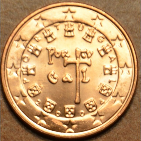 2 cent Portugal 2004 (UNC)