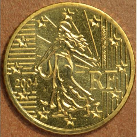 10 cent Francúzsko 2004 (UNC)