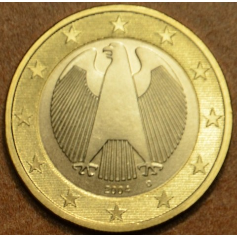 "1 Euro Germany ""D"" 2004 (UNC)"