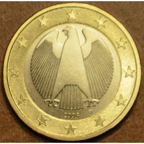 """1 Euro Nemecko """"D"""" 2004 (UNC)"""