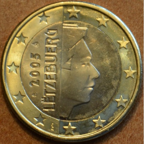 1 Euro Luxembourg 2005 (UNC)