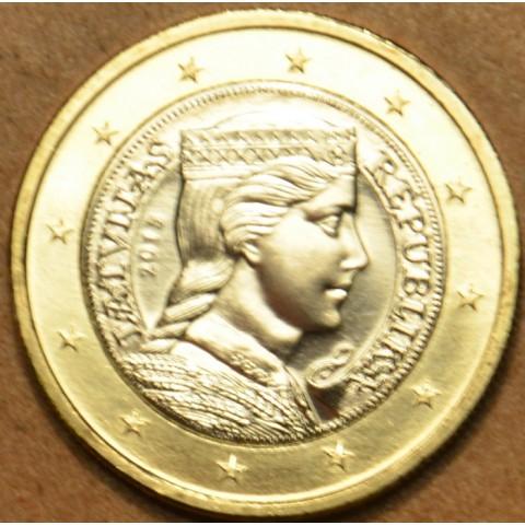 1 Euro Lotyšsko 2015 (UNC)