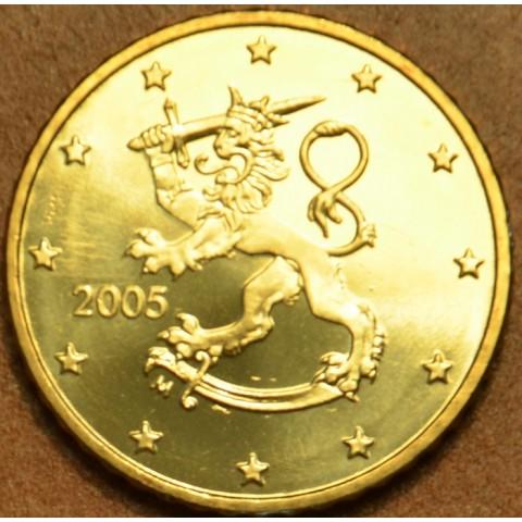 10 cent Fínsko 2005 (UNC)