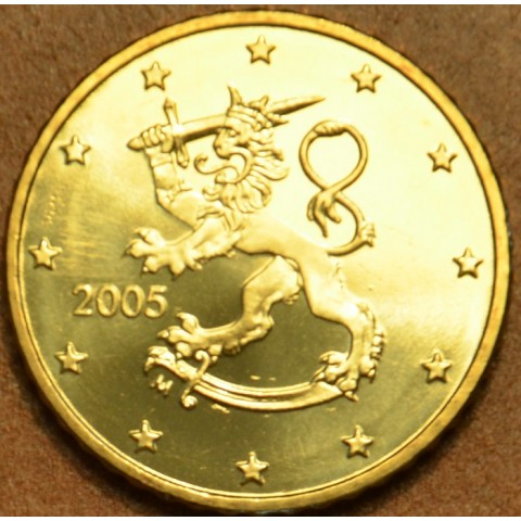 50 cent Finland 2005 (UNC)