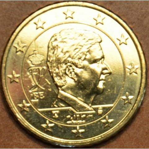 10 cent Belgicko 2017 - Kráľ Filip (UNC)