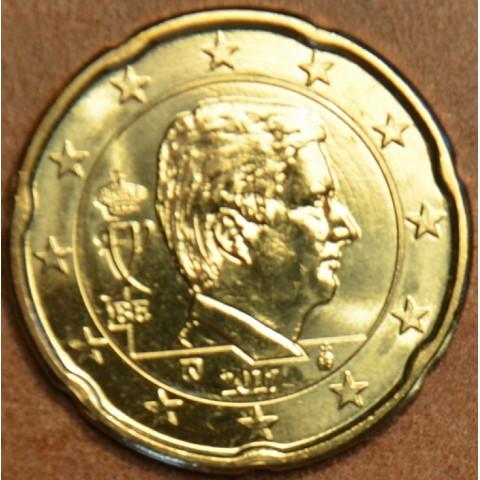 20 cent Belgium 2017 (UNC)