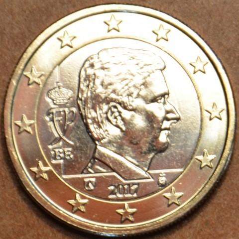 1 Euro Belgium 2017 (UNC)