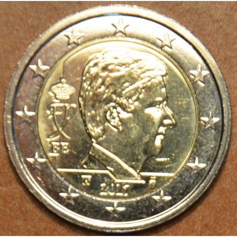 2 Euro Belgium 2017 (UNC)